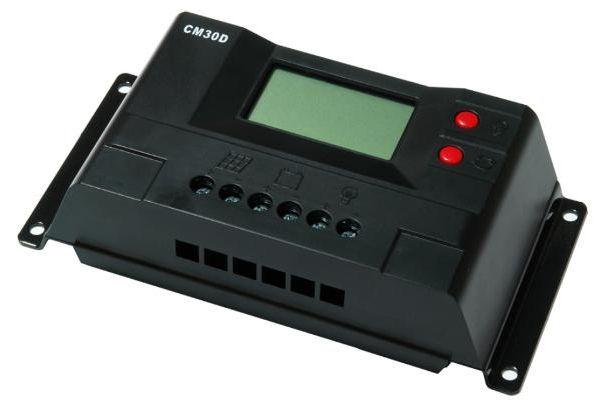 Контроллер JUTA CM30D 30А 12/24В
