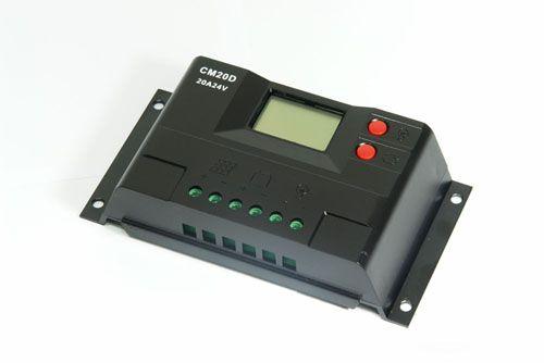 Контроллер JUTA CM20D 15А 12/24В